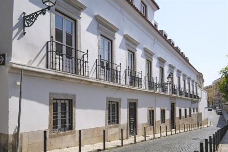 Building, Principe Real, Lisboa