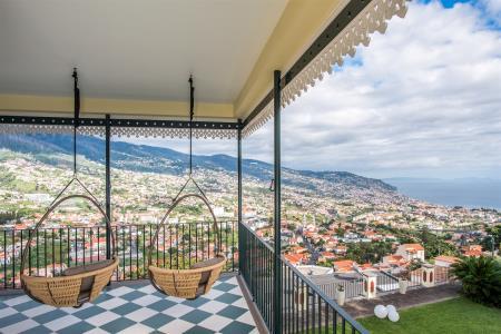 Moradia, Pico dos Barcelos, Funchal